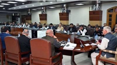خیبرپختونخواکابینہ کی صوبے میں تحفظ اطفال کی 7عدالتوں کے قیام کی منظوری