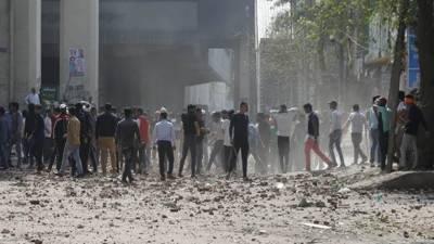 اقوام متحدہ کانئی دہلی میں ہندوئوں اورمسلمانوں کے درمیان شدید جھڑپوں پرتشویش کااظہار
