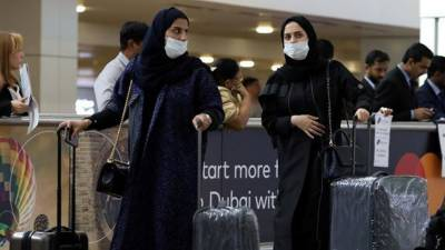 دبئی کے بین الاقوامی ہوائی اڈے سے ایران کے لیے تمام پروازیں منسوخ