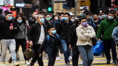 کورونا وائرس کا خوف: امریکی حکومت کا بڑے پروگرام منعقد نہ کرنے پر زور