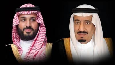 حسنی مبارک کی وفات پر سعودی فرماں روا اور ولی عہد کی تعزیت
