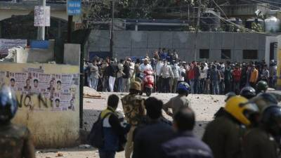 نئی دہلی:شہریت کے متنازع قانون کےخلاف احتجاجی مظاہروں کے دوران 19 ہلاک