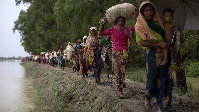 جاپان کابنگلہ دیش میں روہنگیامسلمان پناہ گزینوں کیلئے ایک کروڑسترلاکھ ڈالر فراہم کرنے کااعلان
