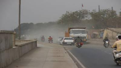 بدترین فضائی آلودگی والے 30 شہروں میں بھارت کے 21 شہرشامل