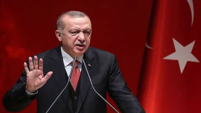 ایردوآن نے لیبیا میں ترک فورسز کے ساتھ موجودگی کو اجرتی جنگجوؤں کے لیے اعزاز قرار دیا
