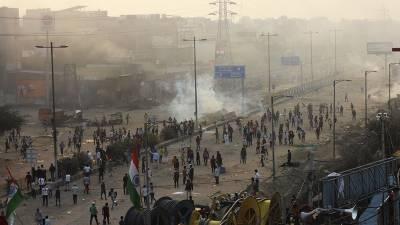 بھارتی دارالحکومت میں مسلم کش فسادات میں 27 افراد ہلاک