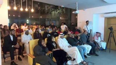 سعودی عرب میں پانچ روزہ فلمی ورک شاپ میں شارٹ فلم تیار