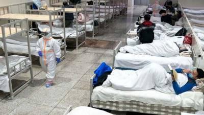 کرونا وائرس سے ہلاکتوں کی تعداد 2804 ہو گئی، چین میں ہلاکتوں میں کمی