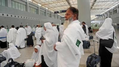 سعودی عرب نے پاکستانیوں کو جاری عمرہ ویزے منسوخ دئیے