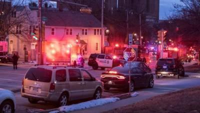 فرانس ،عمارت میں آگ لگنے سے 5 افراد ہلاک