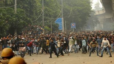 امریکہ,فرانس،روس نے دہلی میں اپنے شہریوں کے لیے سکیورٹی الرٹ جاری کر دیا