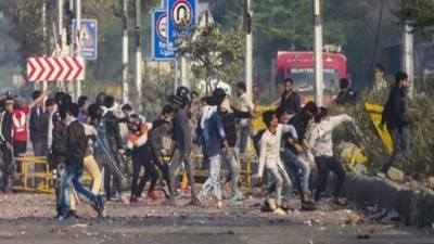 امریکی کمیشن کی نئی دلی میں مسلمانوں کیخلاف خونریز فسادات کی شدید مذمت