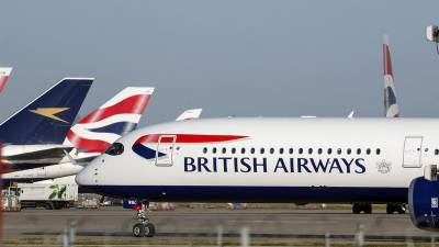 کرونا وائرس، برٹش ایئرویز نے میلان کے لیے پروازیں منسوخ کردیں