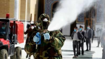 کورونا وائرس کے باعث ایران میں نماز جمعہ کے اجتماعات منسوخ