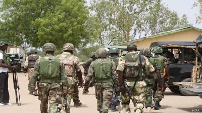 نائیجیریا:سکیورٹی فورسز نے بوکو حرام کے چنگل سی143 افراد کو آزاد کرالیا