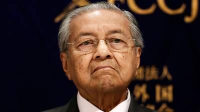 ملائیشیا:مہاتیر محمد پھر وزیراعظم بننے کیلئے تیار