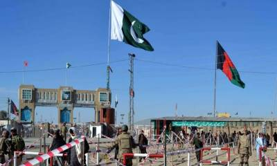 کورونا وائرس، پاک افغان سرحد آج سے بند رکھنے کا فیصلہ