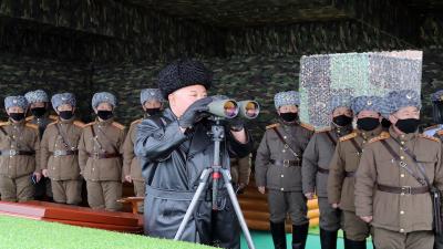 شمالی کوریا نے 2 نامعلوم پروجیکٹل میزائل فائر کر ڈالے ، جنوبی کوریا