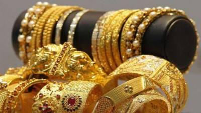 پاکستان میں سونے کی قیمتوں میں بڑا اضافہ