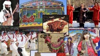 بلوچ ثقافت کادن آج جوش وخروش کےساتھ منایا جارہا ہے