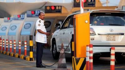 کرونا وائرس: جی سی سی کے شہریوں اور مکینوں کا سعودی عرب میں داخلہ محدود