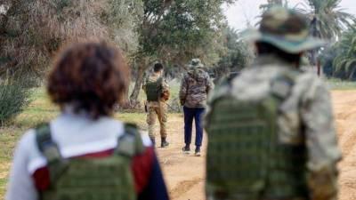 لیبی فوج نے قومی وفاق کا اسلحہ کا بھاری ذخیرہ تباہ کر دیا، نئے حملے کی تیاری