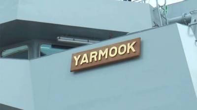 پی این ایس یرموک کا ترکی کی بندرگاہ کا دورہ، ترجمان پاک بحریہ