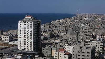 مشرق وسطیٰ کے لیے اقوام متحدہ کےنائب امن مندوب کی غزہ آمد