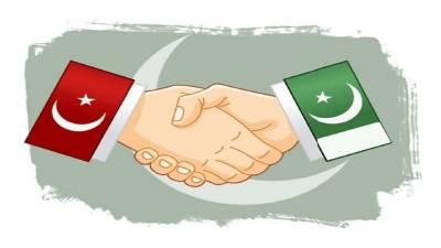 گزشتہ پانچ سال کے دوران پاکستان اور ترکی کی باہمی تجارت کا حجم 3.371 ارب ڈالر رہا