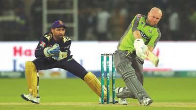 پی ایس ایل: لاہور قلندرز نے ایک اور میچ جیت لیا، کوئٹہ کو آٹھ وکٹوں سے ہرا دیا
