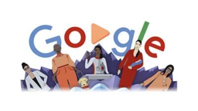 خواتین کاعالمی دن: گوگل نے اپنا ڈوڈل تبدیل کر دیا