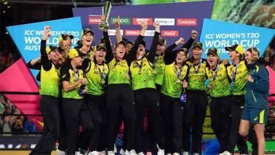 بھارت کو ویمن ٹی ٹونٹی ورلڈ کپ میں شکست