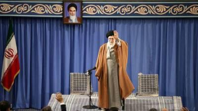 کرونا وائرس کا خطرہ: علی خامنہ ای کی ایران کے سالِ نو پر تقریر منسوخ
