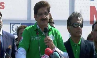 نزلہ، زکام اور بخار میں مبتلا افراد میچ گھر پہ دیکھیں: وزیراعلیٰ سندھ