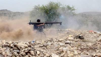 الجوف کا 75 فی صد علاقہ یمنی فوج نے باغیوں سے آزاد کرلیا
