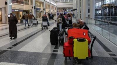 بیروت: ایرانی طیارے کے مسافروں میں کرونا وائرس کی جانچ کا انوکھا انداز
