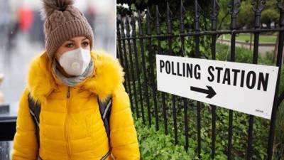 کرونا وائرس، برطانیہ میں بلدیاتی انتخابات ایک سال کے لیے ملتوی