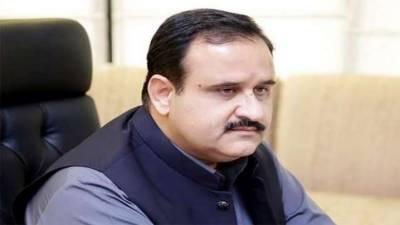وزیراعلٰی پنجاب کا ہیلی کاپٹر کورونا ہیلتھ ایمرجنسی کیلئے محکمہ صحت کے حوالے