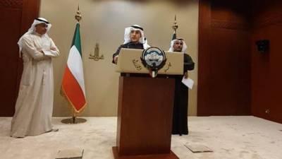 کویت میں کرونا کے باعث تمام تجارتی اور کاروباری مراکز بند