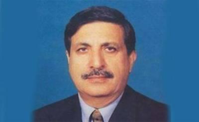 سابق گورنر خیبر پختونخوا افتخار حسین شاہ انتقال کر گئے، وزیراعلی محمود خان کا اظہار تعزیت