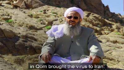 قُم میں زیرتعلیم چینی طلبہ کرونا وائرس پھیلانے کا سبب بنے:ایرانی سُنی عالم
