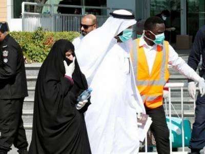 قطر : کرونا وائرس ,14 دن کے لئے غیر ملکیوں کے داخلے پر پابندی عائد