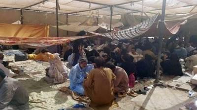 تفتان قرنطینہ مرکز میں صفائی کا فقدان