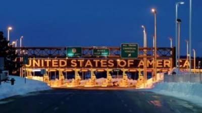 کرونا وائرس :امریکا نے کینیڈا کے ساتھ سرحد سیل کردی
