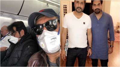 کورونا وائرس:ہمایوں سعید اور عدنان صدیقی نے خود کو قرنطینہ کرلیا