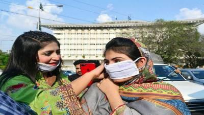 کراچی:کورونا وائرس (COVID-19) کے سلسلے میں عوامی آگاہی مہم کا آغاز