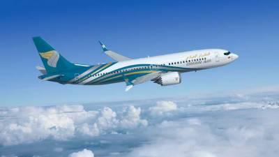 عمان ایئر نے بھارت کے لیے اپنی تمام پروازیں معطل کردیں