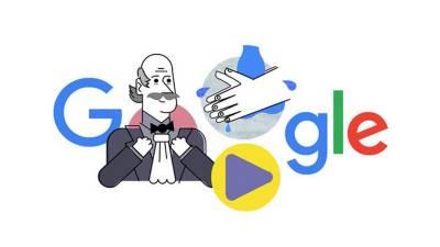 گوگل کا نیا ڈوڈل۔۔۔دیکھیئے اور عمل کیجئیے