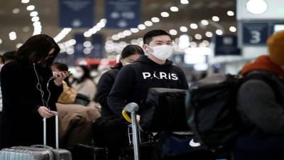 فرانس کرونا وائرس کی لپیٹ میں، وباء کے نئے کیسز کی تصدیق