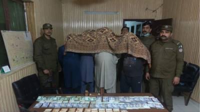 لاہورپولیس کی کارروائی،چار رکنی ڈکیت گینگ گرفتار